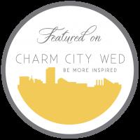charm city wed logo
