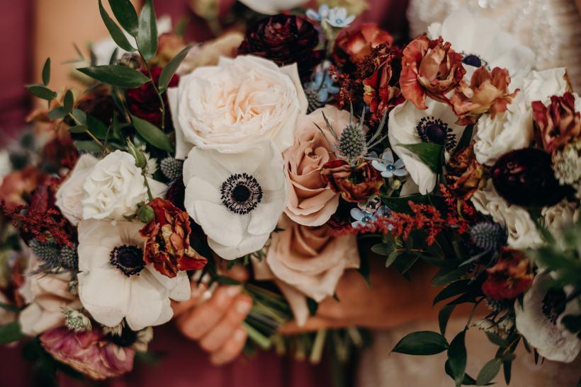 violet floral designs; baltimore wedding florist, maryland wedding flowers