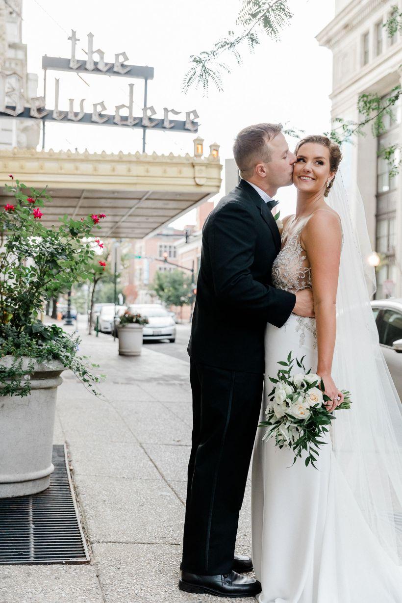 Baltimore Wedding Florist, Baltimore Weddings, Belvedere Hotel Wedding